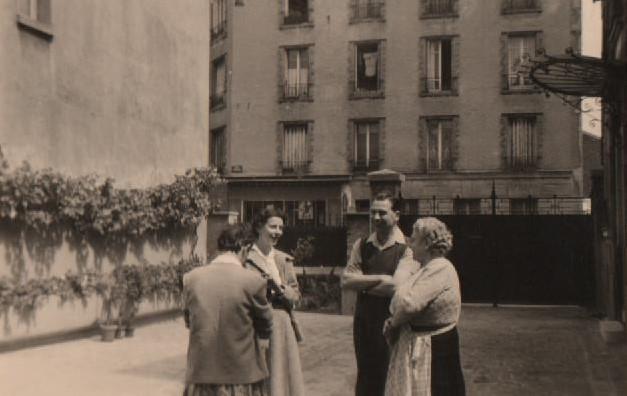 1956 cour Montrouge Françoise