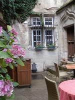 Restaurant La prévoté Terrasse