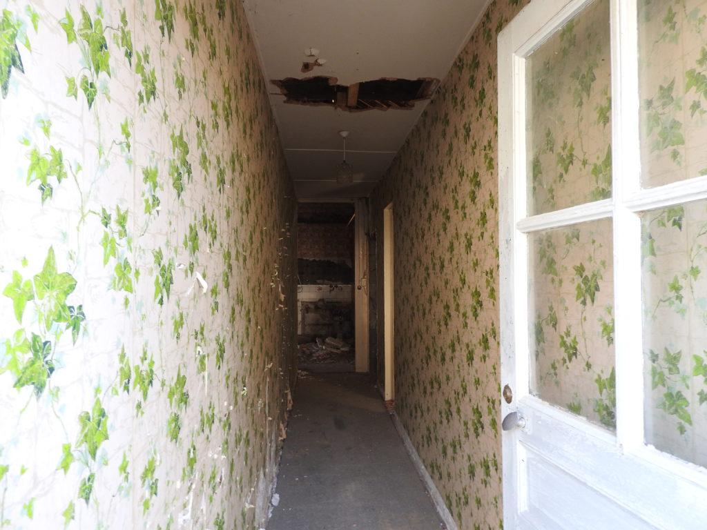 l'intérieur du logement
